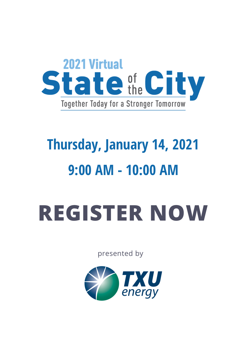 2021 Virtual State of the City